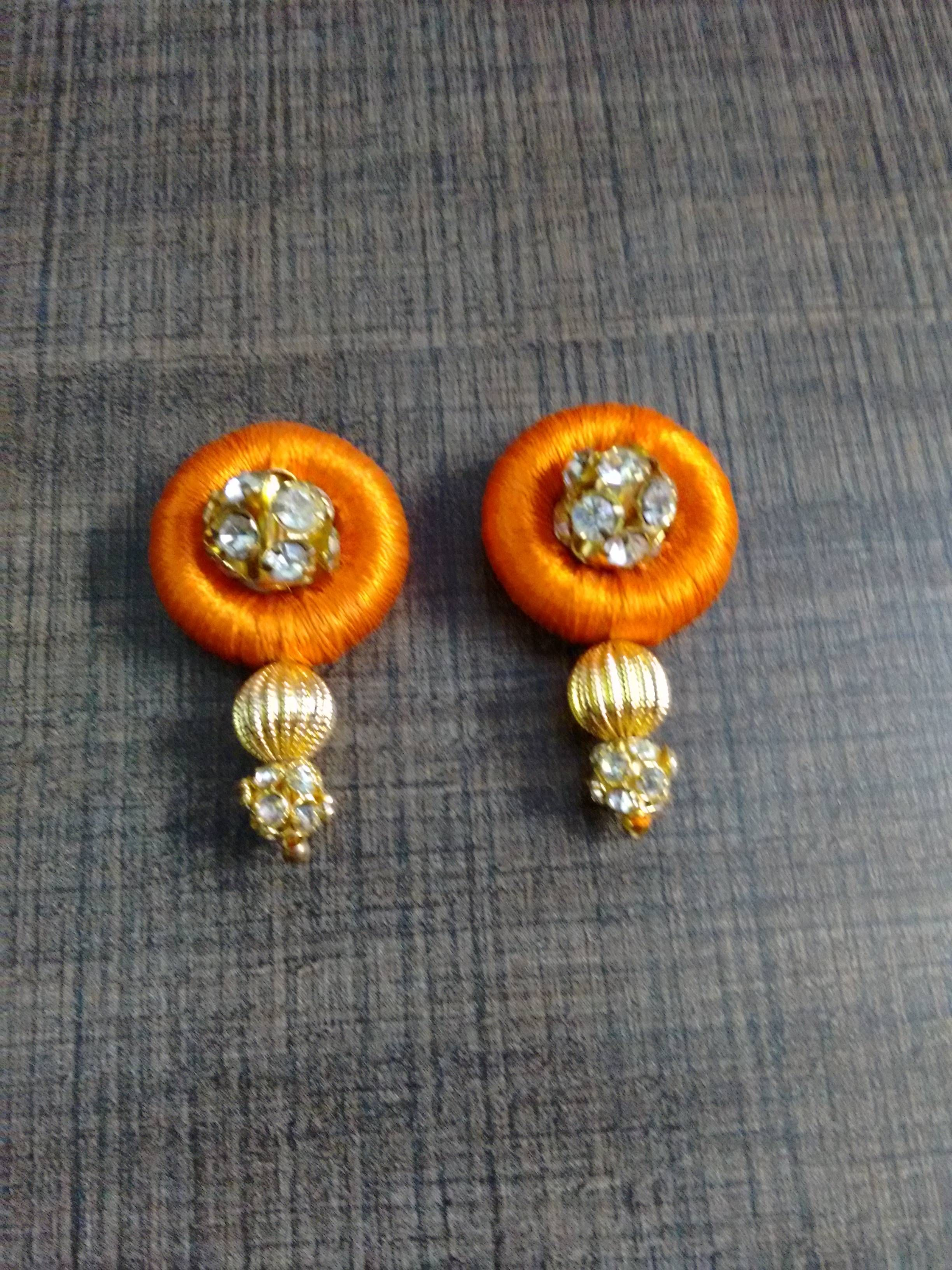 Silk Thread Jewelry hobby class in chennai | accessories ...