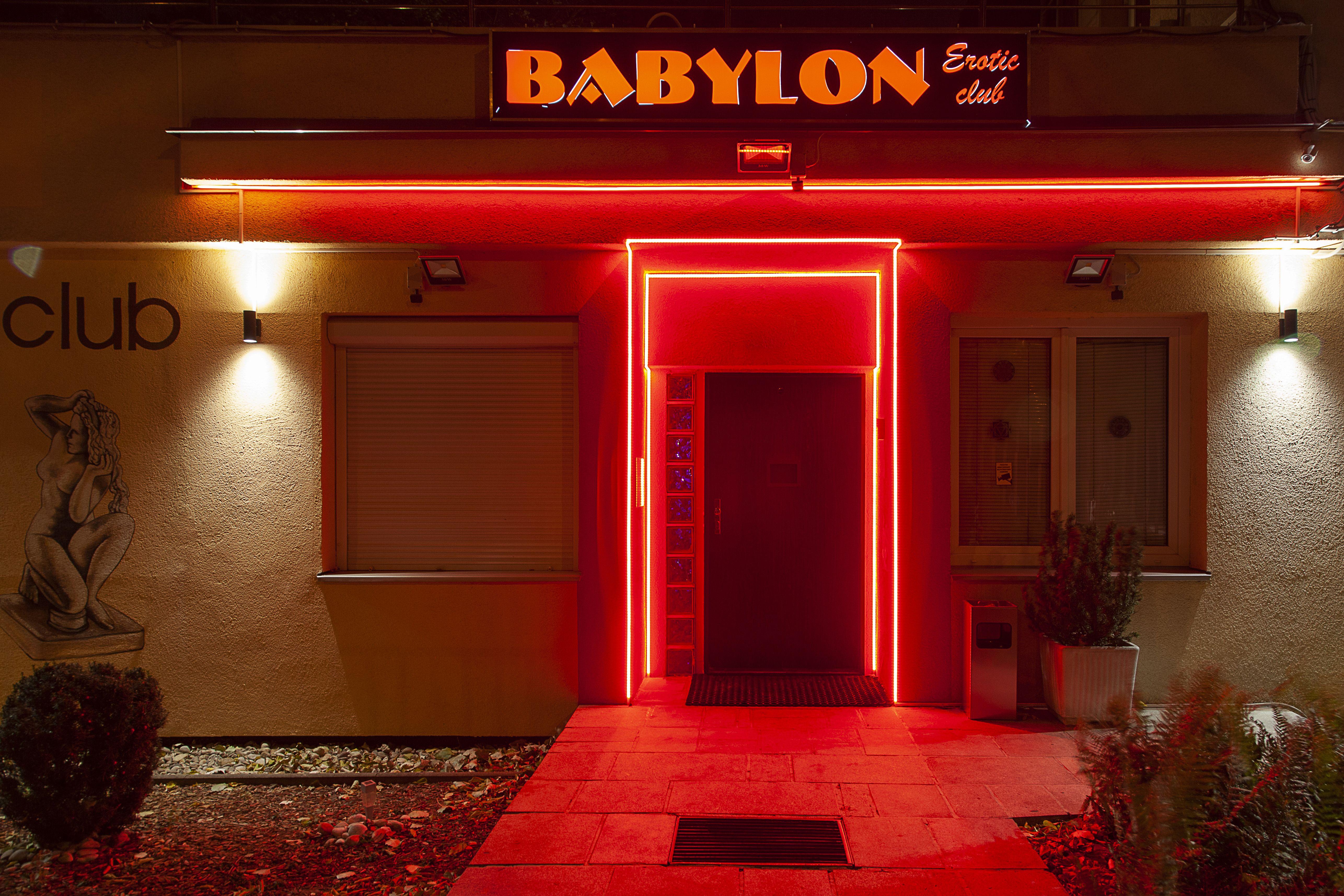 Babylon Night Club Babylon Night Club Starohajska 3 Bratislava Entry Entry Signs Babylon Night Club
