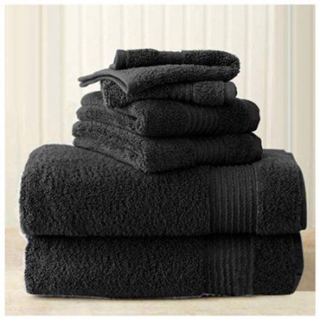 Better Homes And Gardens Extra Absorbent 6 Piece Towel Set Rich