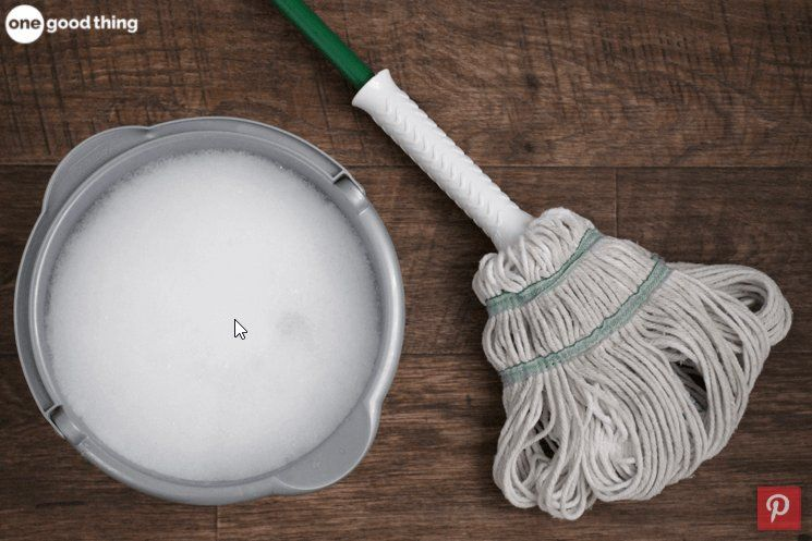 Must Know Kitchen Cleaning Hacks Floor cleaner, Homemade