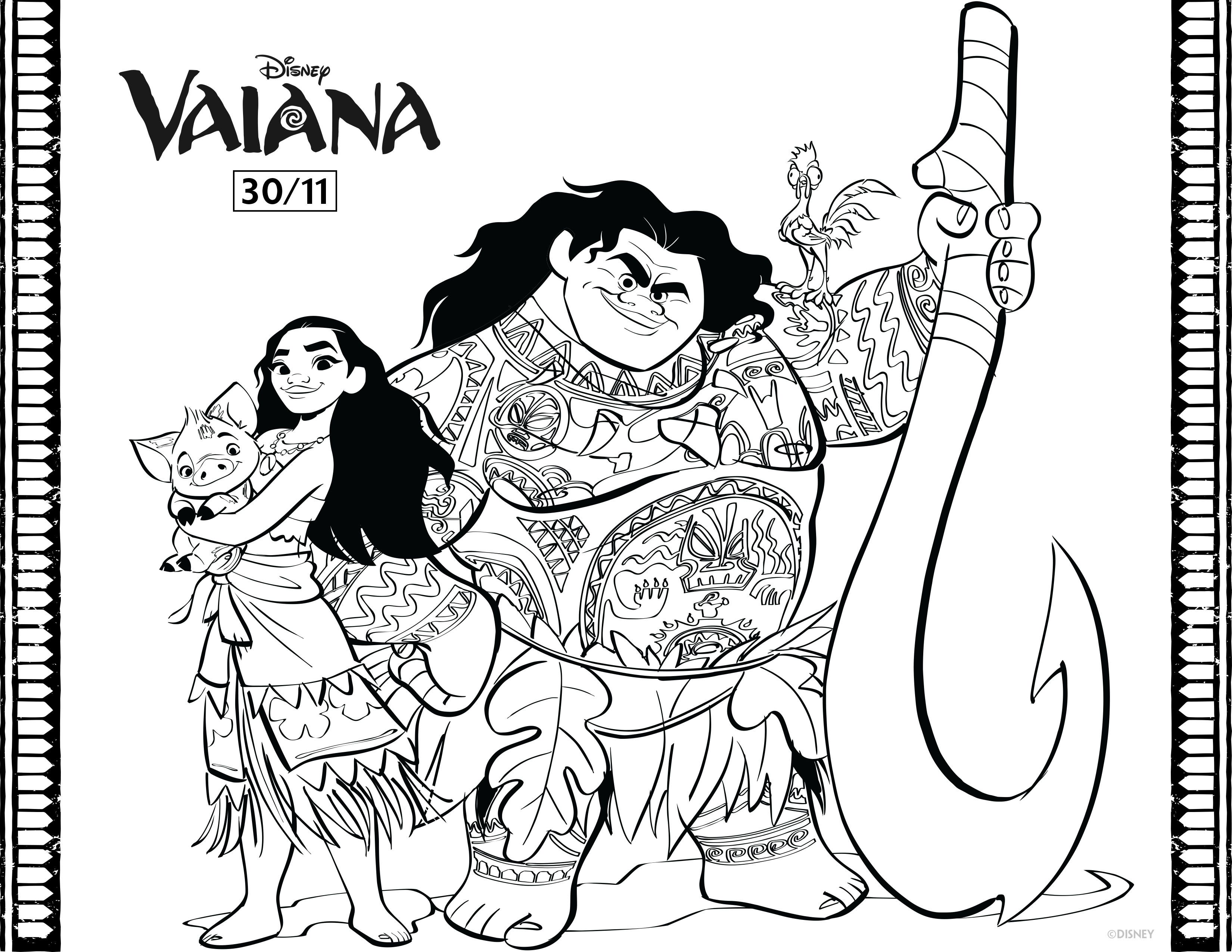 Vaiana et Maui les nouveaux héros de DisneyA partir de la galerie Vaiana