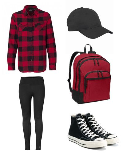 Back to School Outfit for High School from NYFifth