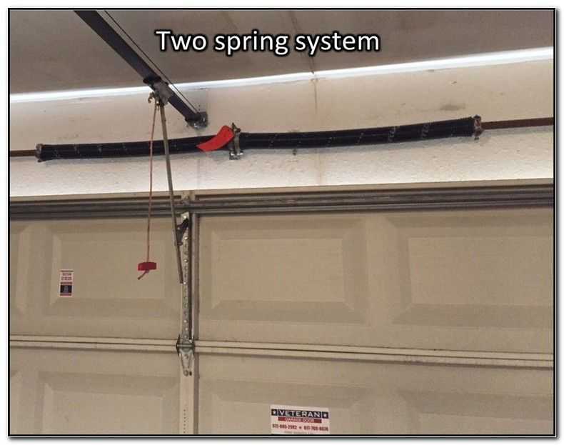 Garage Door Torsion Spring Replacement Costs Check More At Http Talie Pw Garage Garage Door Springs Garage Door Spring Adjustment Garage Door Torsion Spring