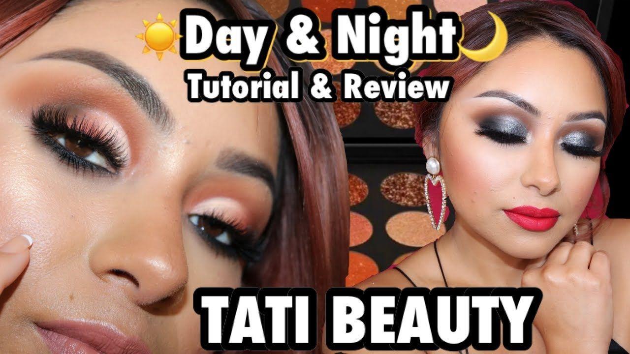 TATI BEAUTY VOL 1 PALETTE 2 LOOKS TUTORIAL & REVIEW