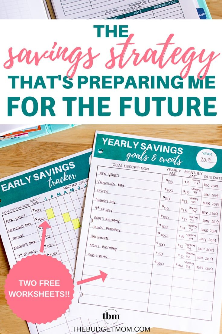 the savings strategy that s preparing me for the future 56 Tips On Preparing Finances For The Future Home id=13547