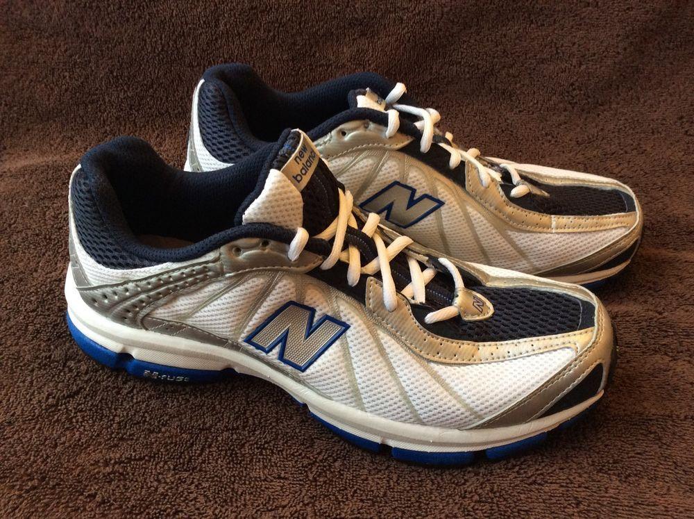 d7d407df77 New Balance MRE44WSB Running Shoes Mens Size 9.5 D - Navy Blue ...