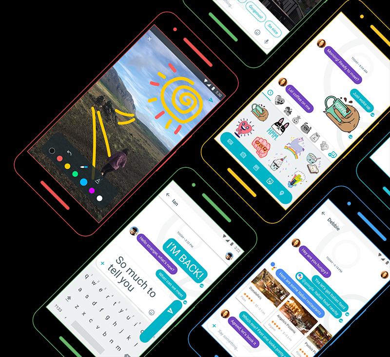 Google lanza una potente app de mensajería instantánea: Google Allo  una nueva app inteligente para Android e iOS que te ayudará a hacer y decir más cosas directamente desde tus chats. La nueva app de Google puede ayudarte a... ARTICULO COMPLETO: http://www.aloastyle.com/2016/09/google-presenta-una-potente-app-de-mensajeria-instantanea.html