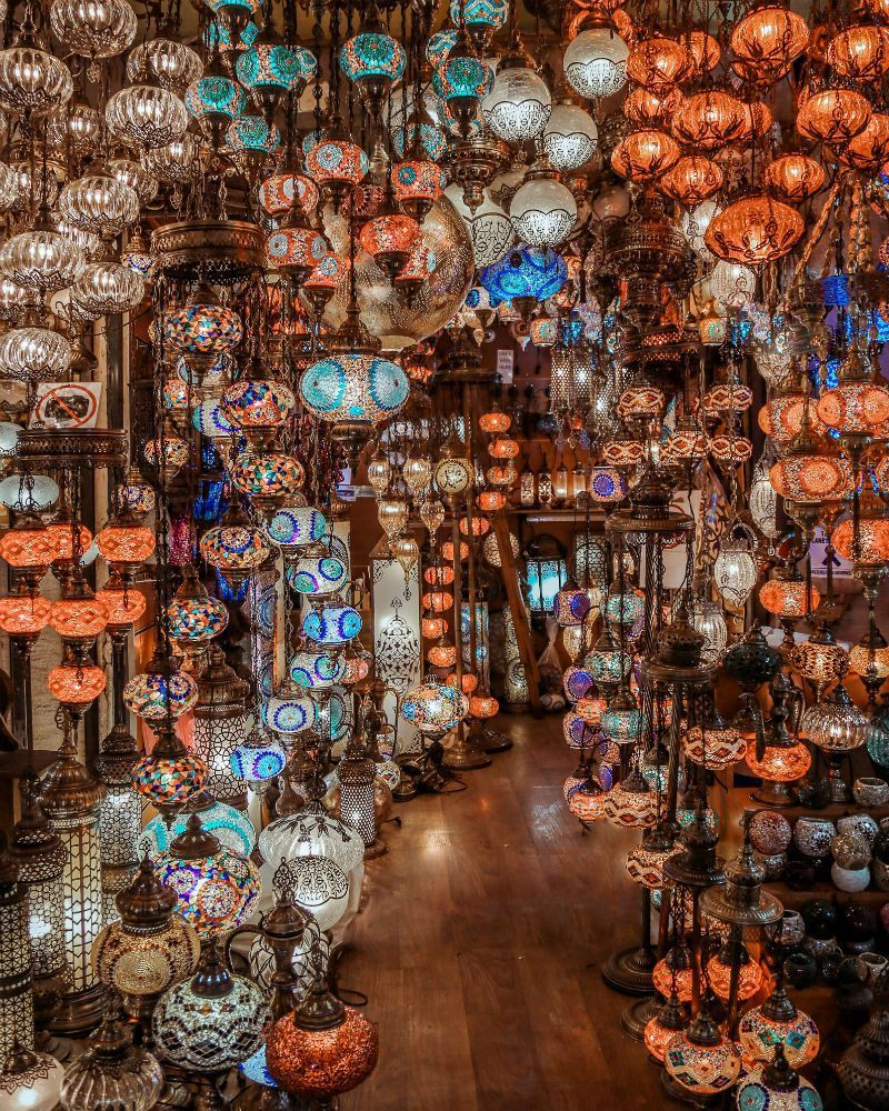 A Guide to Istanbul's Grand Bazaar - Passion Passport
