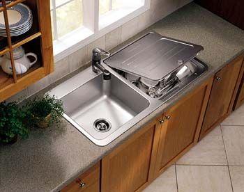 InSink el lavavajillas ideal de KitchenAid Fregaderos