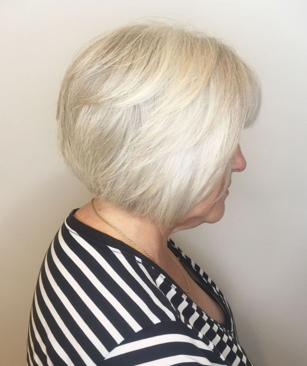 The Best Hairstyles And Haircuts For Women Over 70 Bob Hairstyles For Thick Cool Hairstyles Womens Haircuts