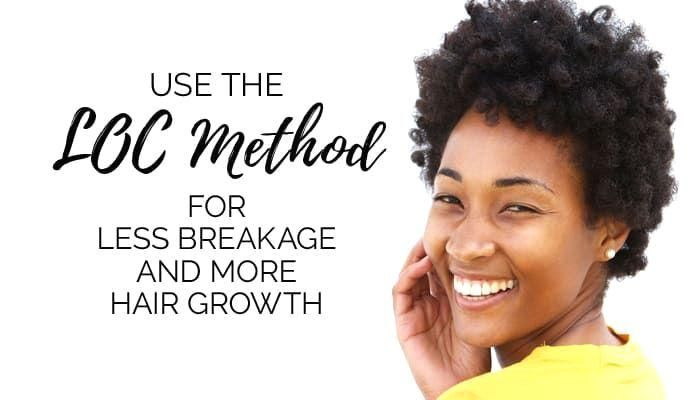 #Breakage  #Care  #Growth  #Hair  #Haircaretips  #LOC  #Method  #tips #Less #Breakage  How to Use the LOC Method for Less Breakage and More Hair Growth - Hair care tips -