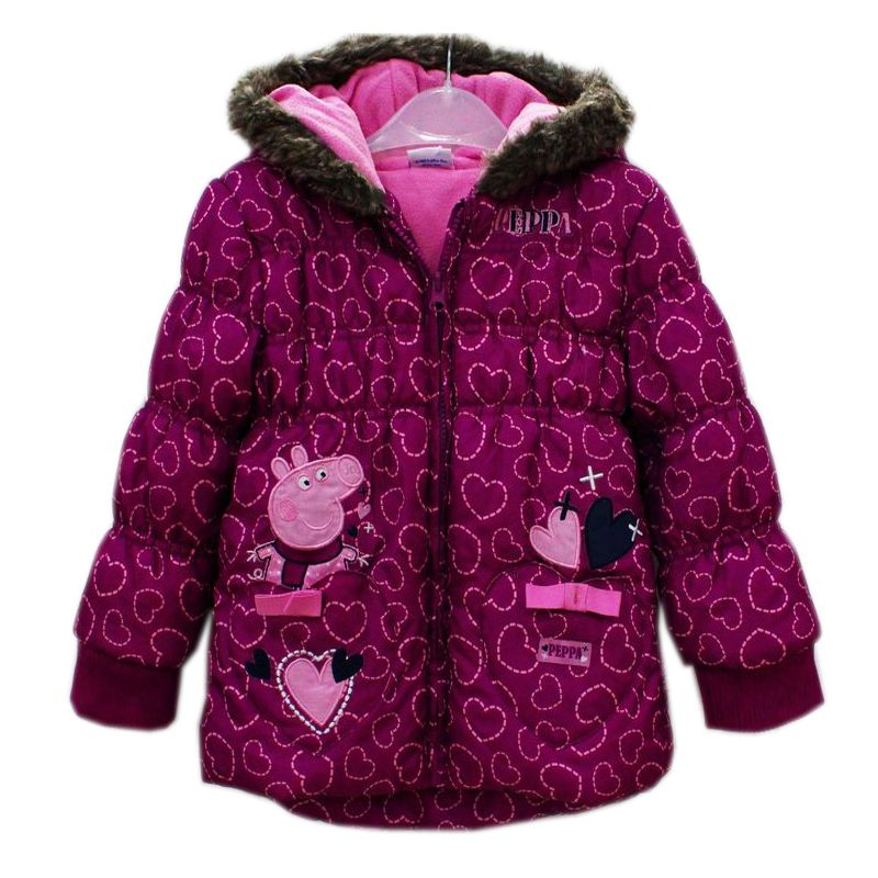 Fashion Plush Coat Clothes Long Overcoat Dress Suit for Doll Purple