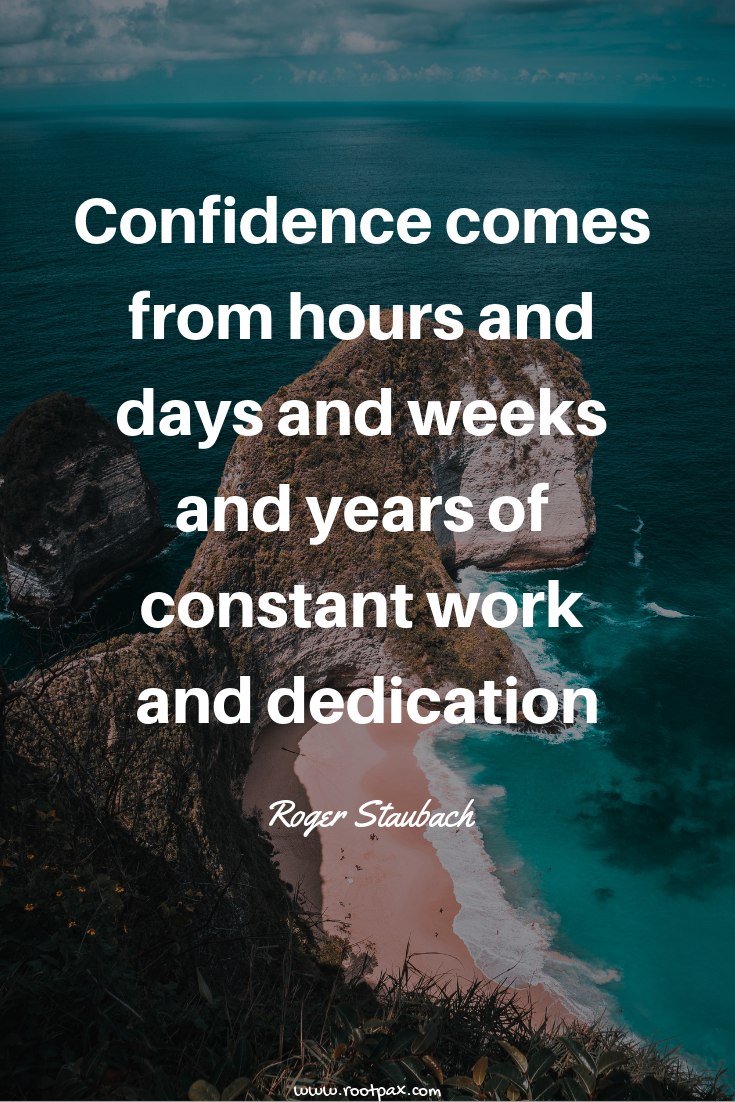 Confidence quotes about confidence wisdom courage