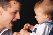 Games to Play with Babies - Activity Ideas for Newborns to 1 Year Olds.
