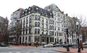 Former Hotel Vendome, 160 Commonwealth Ave, Boston