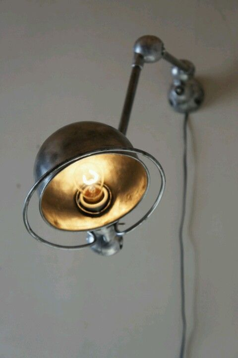 industrial 21 steel lamp Lampe jielde Pinterest