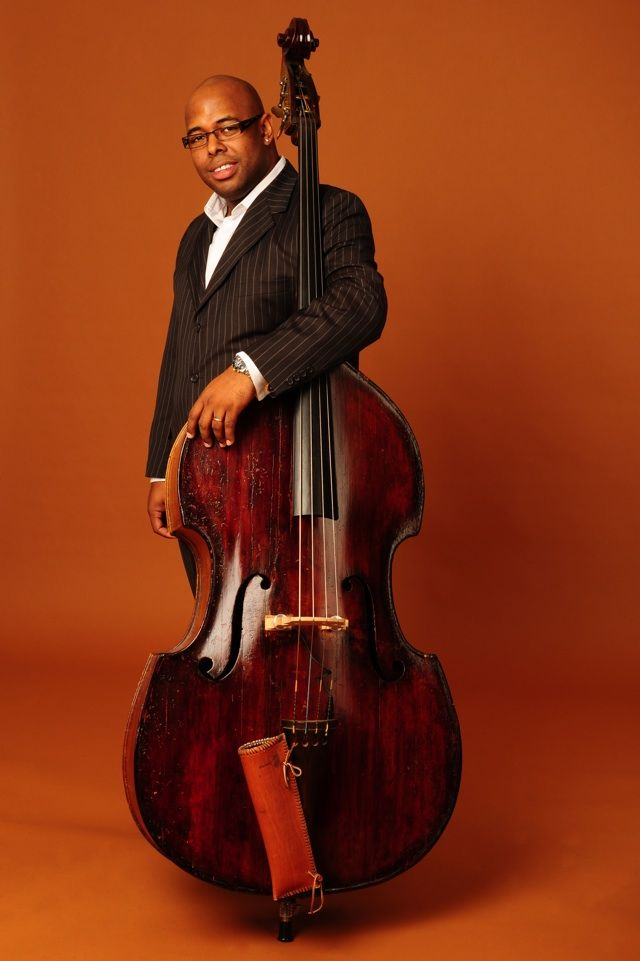 Christian McBride, another amazing bass player!