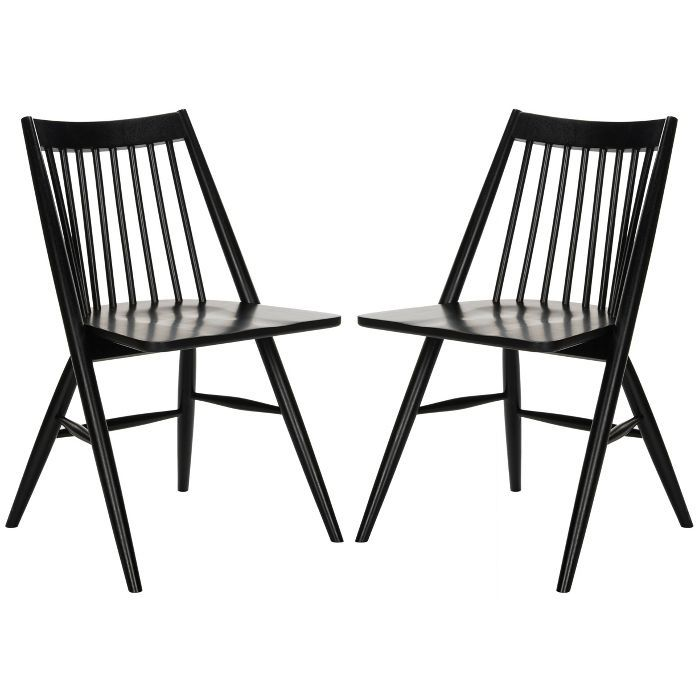 Set of 2 Wren Spindle Dining Chair - Safavieh