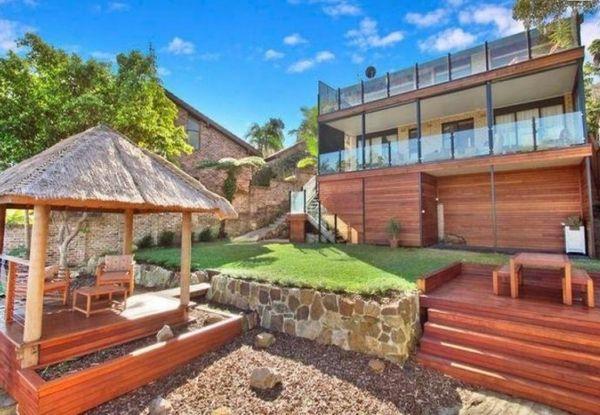 Moderne Gartengestaltung u2013 100 erstaunliche Gartenideen - gartengestaltung mit holz
