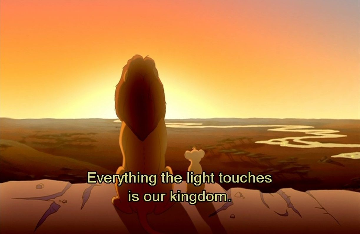 The Lion King Movie Quotes Sayings & Best Lines lion king