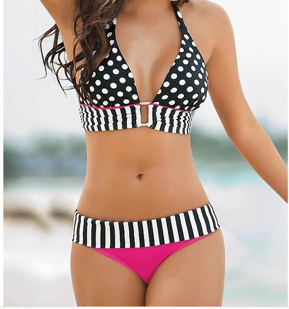 Gender: Women Item Type: Tankinis Set Pattern Type: Patchwork Brand Name: Tankinis Set Material: Nylon Support Type: Underwire With Pad: Yes Unit Type: piece Package Weight: 0.300kg (0.66lb.) Package