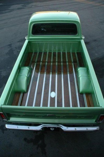 Just Add Wood Retro Custom Idea For Your Truck Bed Wooden Truck Bedding Wood Truck Bedding Truck Bed