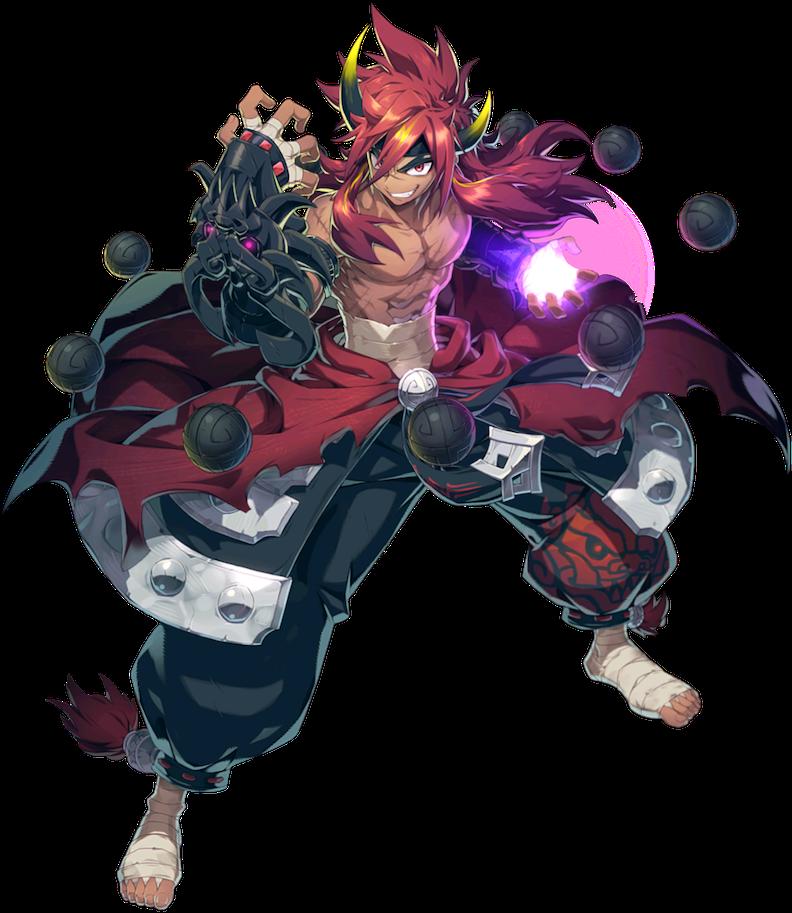 Martial Artist Ken Hero Epic Seven