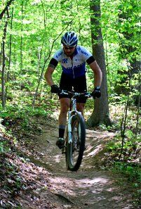 Jimmy Mcmillan Hits The Trails At Forest Hill Park Bikes Trails