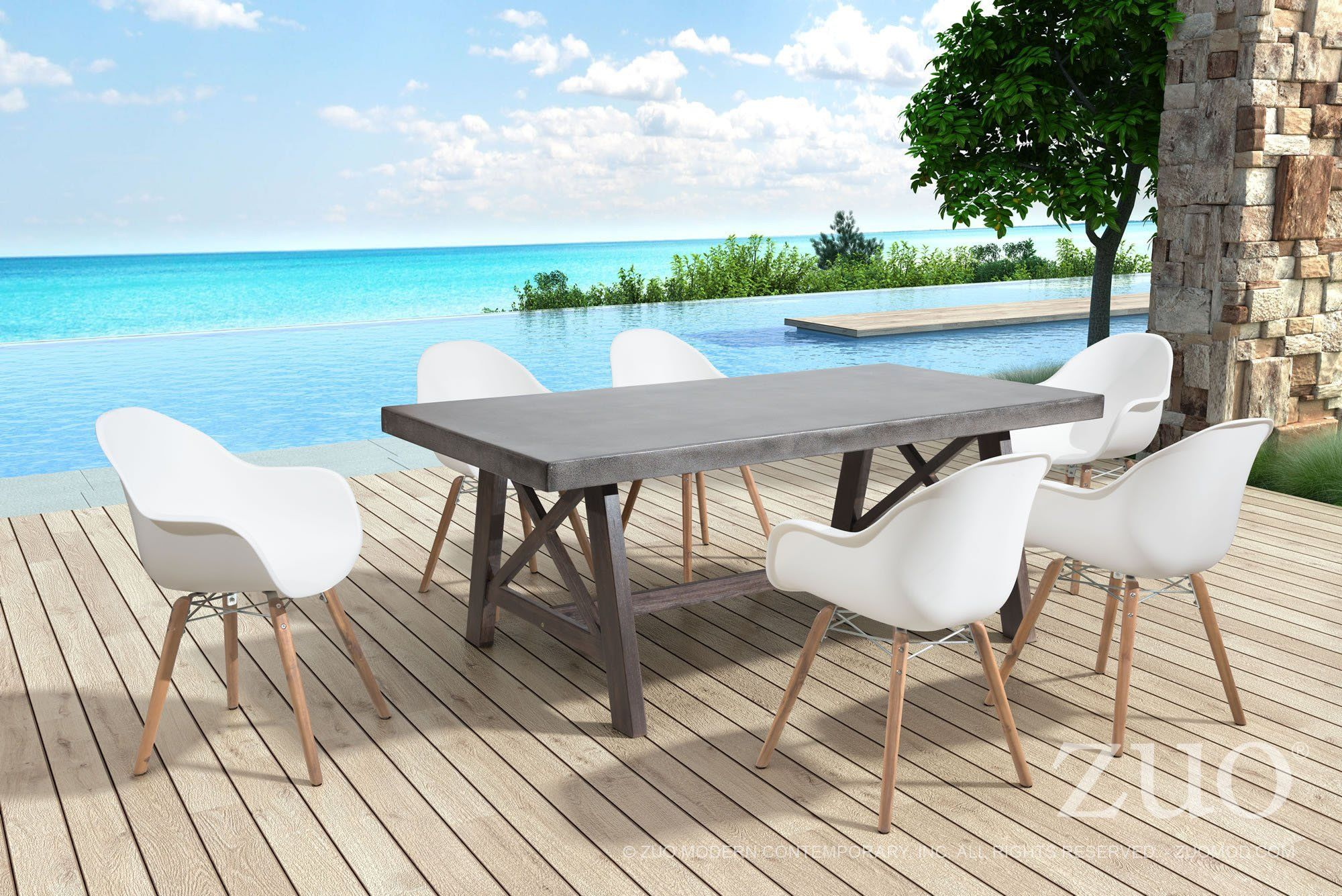 Tidal Dining Chair Products Pinterest