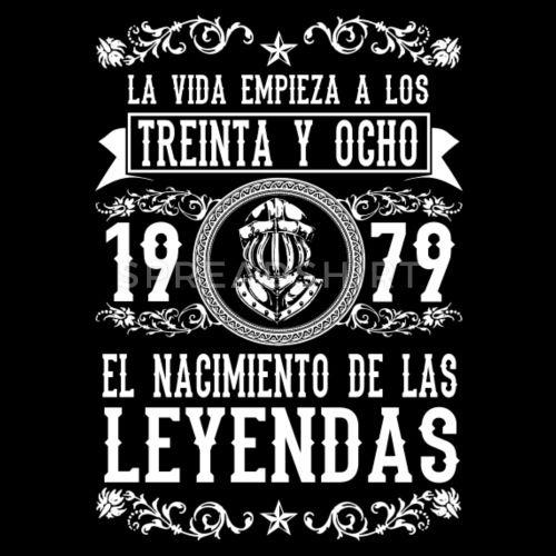 1967 - 50 años - Leyendas - 2017 Camiseta adolescente - negro a140a71d24832