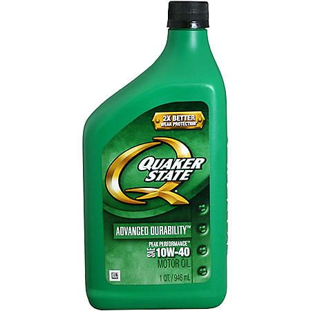 Quaker state advanced durability conventional motor oil for Quaker state advanced durability motor oil review