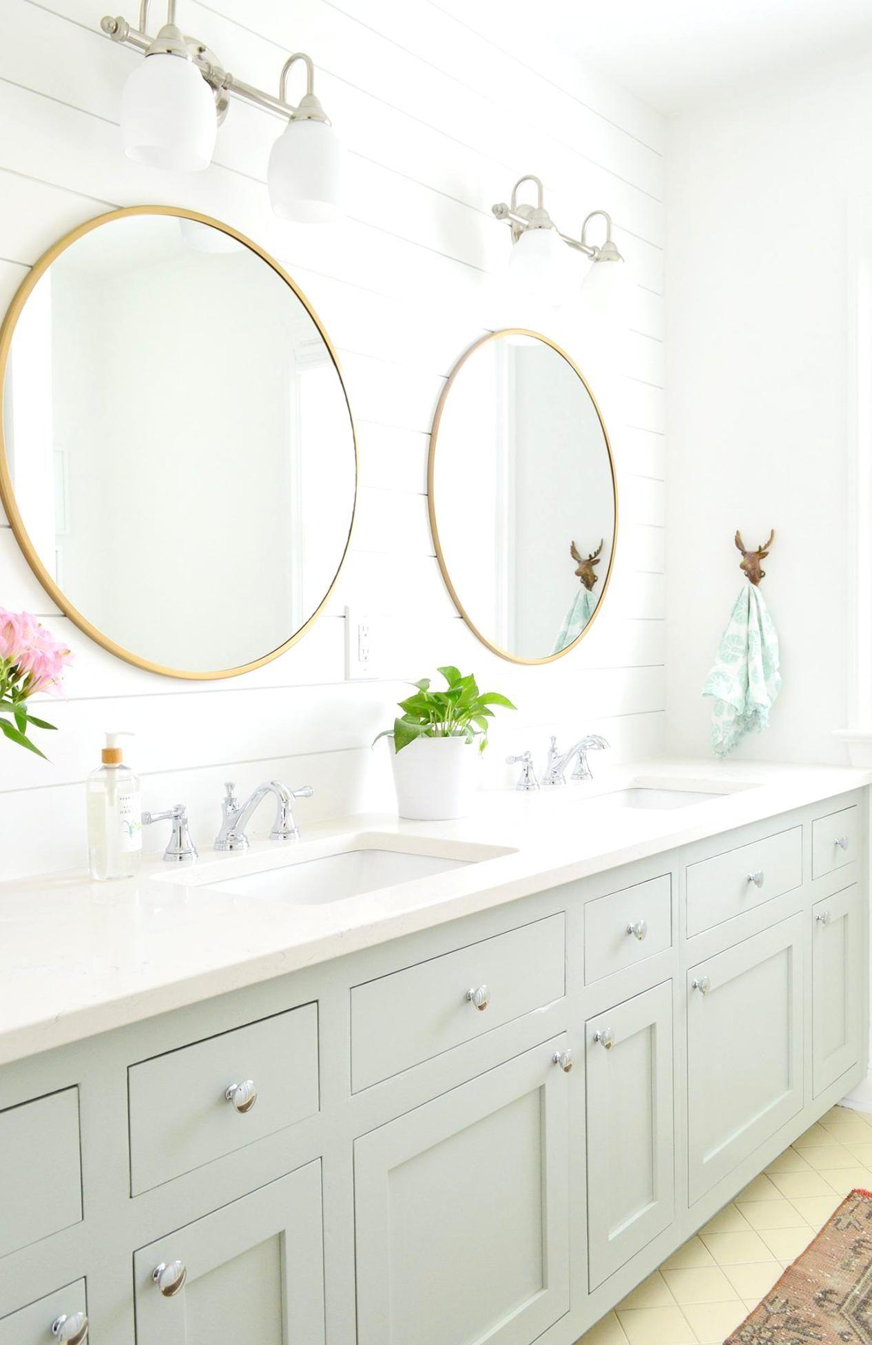 Hall Bathroom Makeover, Young House Love Bathroom