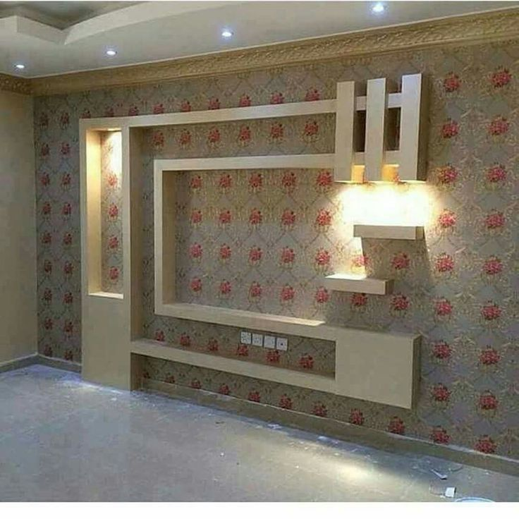 Image Result For Modern Built In Tv Wall Unit Designs Tv