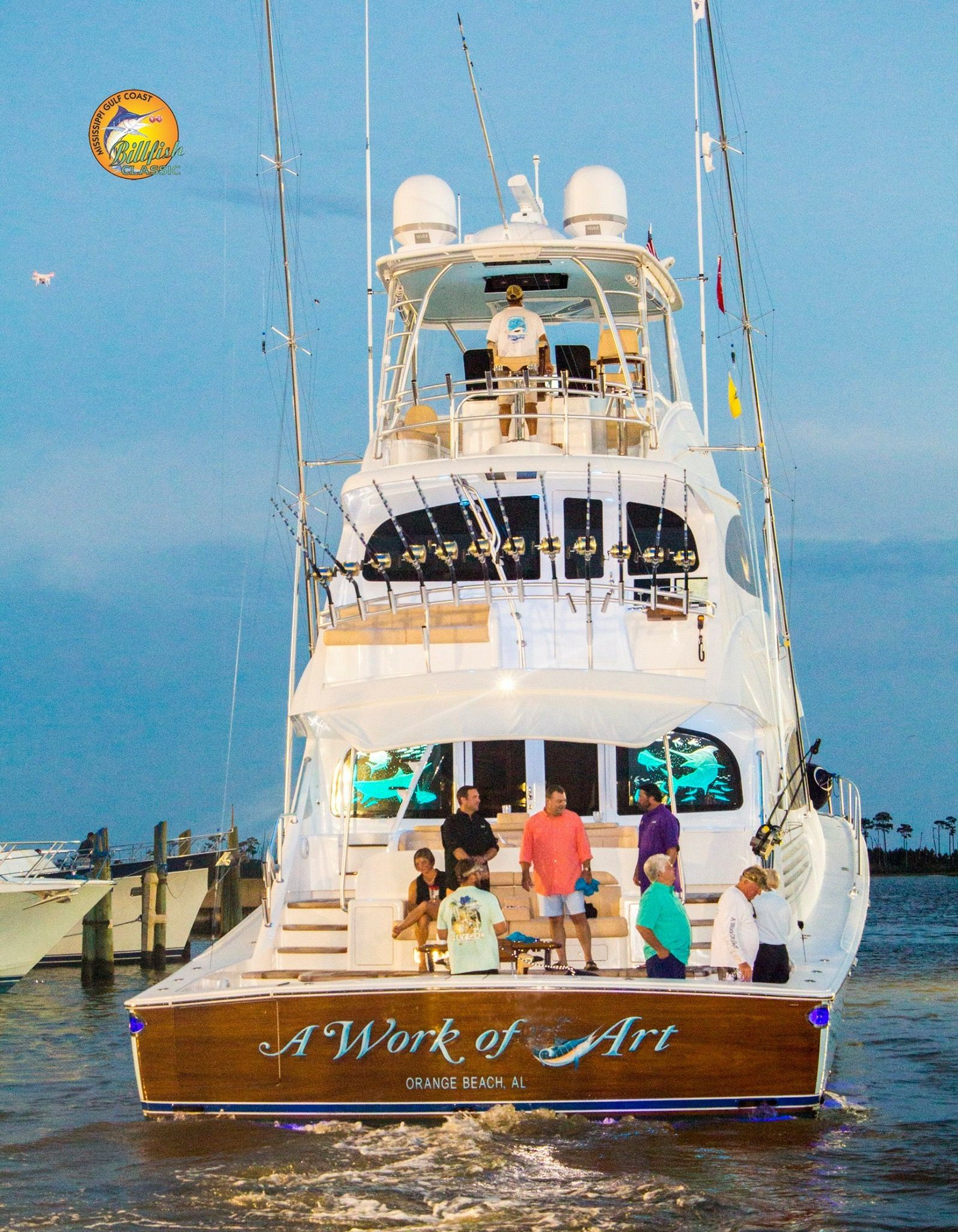 Sport Fishing Boats Rigs Sea Boat Names Saltwater Building Power Fisher