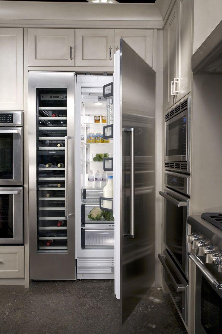 Meneghini refrigerator-freezer tall single dating