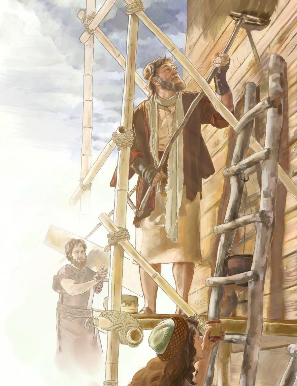 Noé y el Diluvio: ¿quiénes escucharon a Dios? (Génesis 6:5 ...