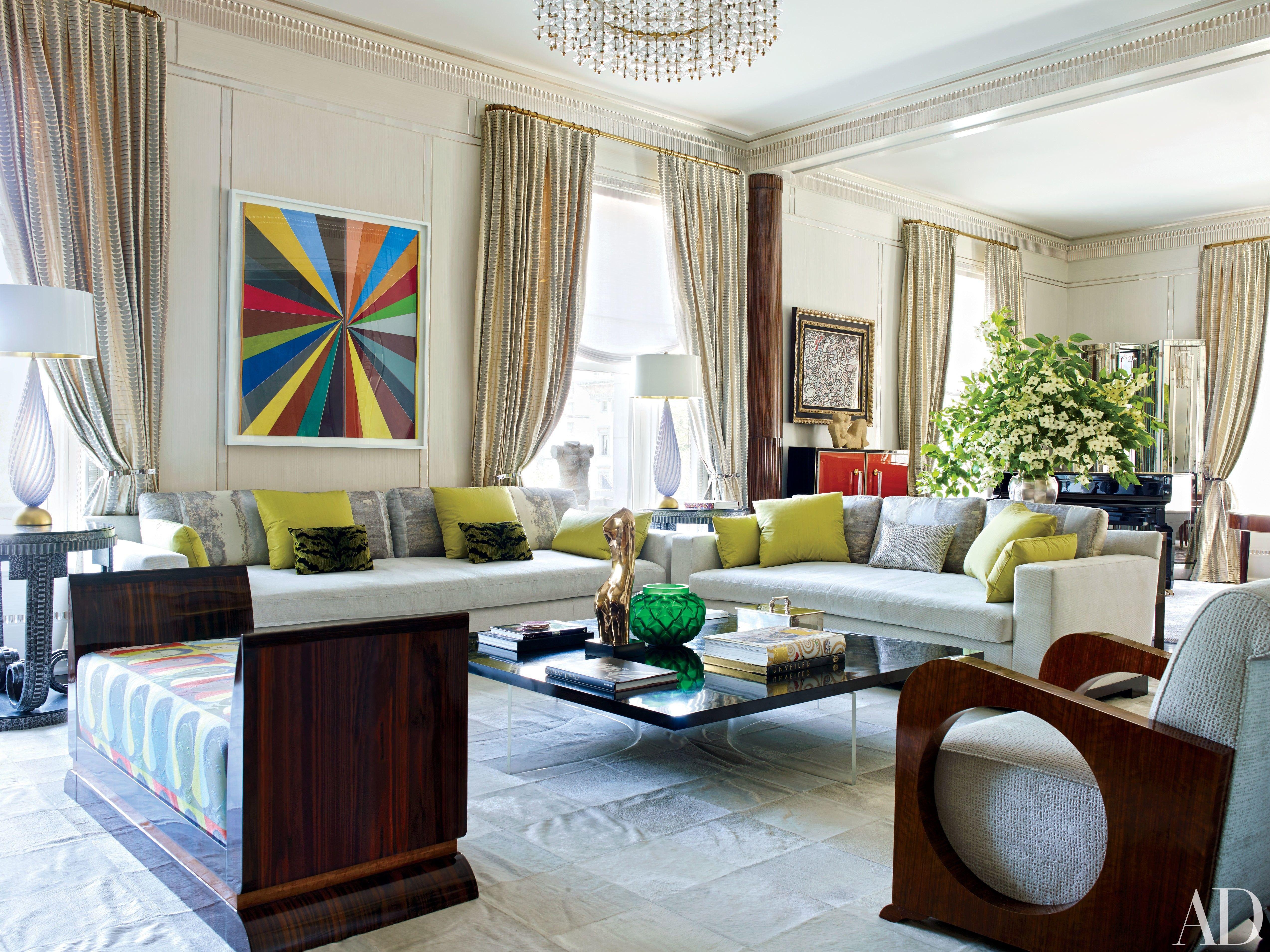 Art Deco Interior Design Furniture Color Schemes Ideas In 2020 Art Deco Interior Design Living Room Art Deco Living Room Interior Deco