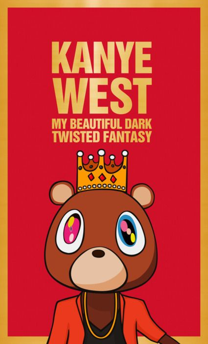 Kanye West - My Beautiful Dark Twisted Fantasy  437b1b13c48e