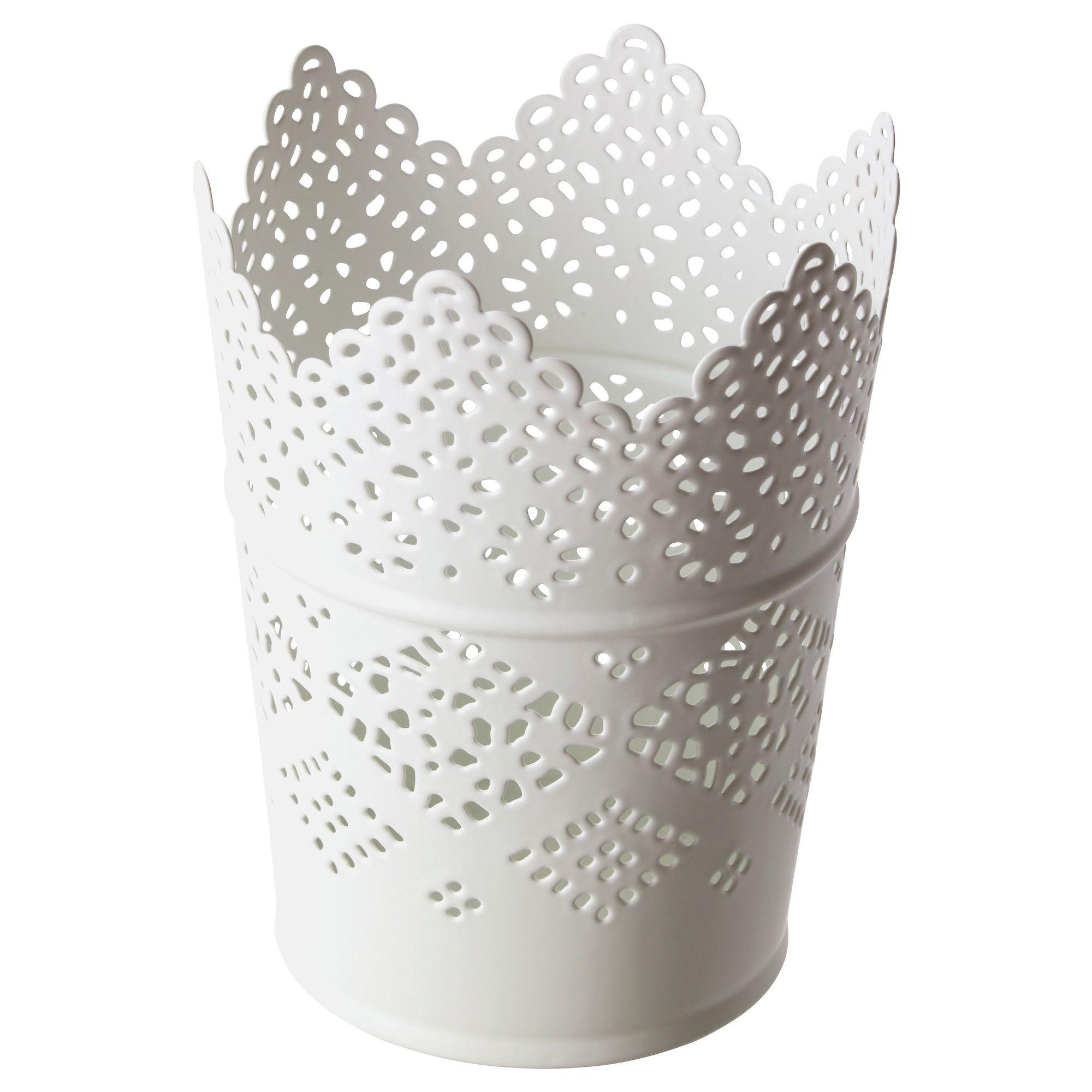 Skurar Plant Pot Off White Indoor Outdoor Off White 4 Ikea Plants Ikea Planters Ikea