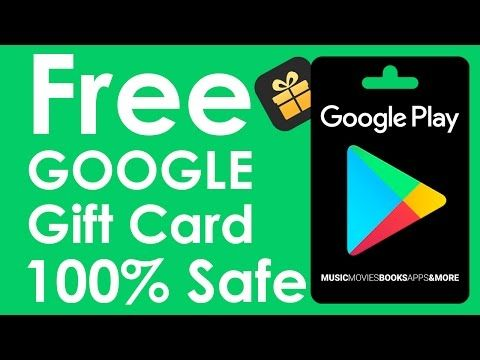 Free Giftcards100 Working Every Time Play
