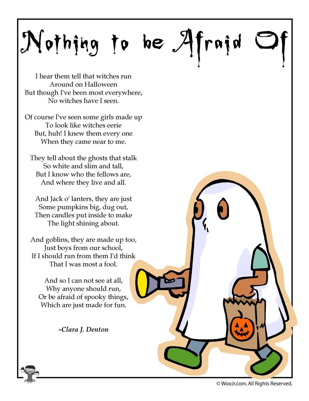 halloween poem for kids | cartooncreative.co
