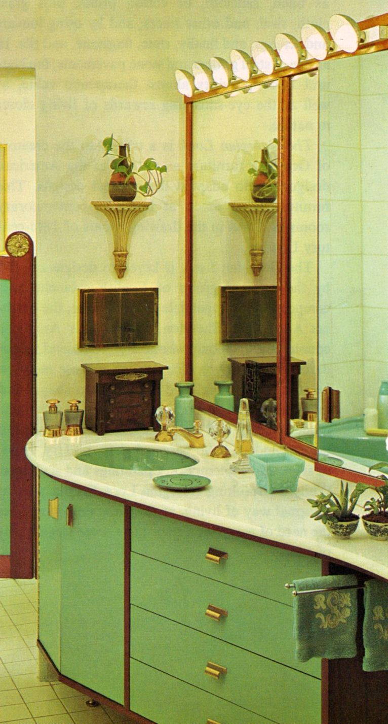 1965 bathroom decor