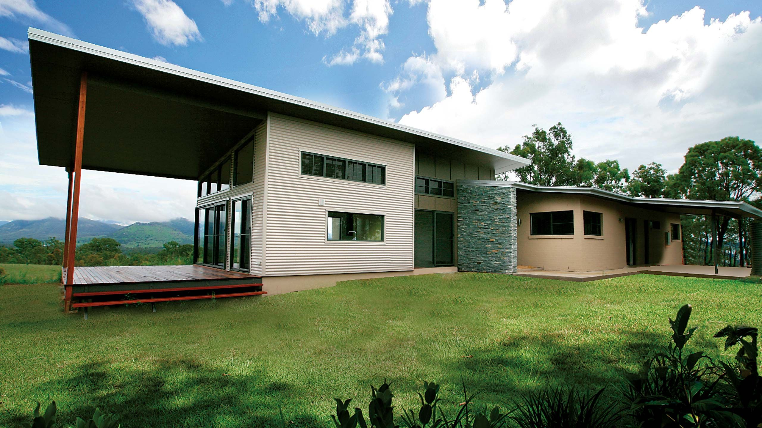 Acreage House Designs Country Home Builders Architect Brisbane Civic Steel Homes Civic