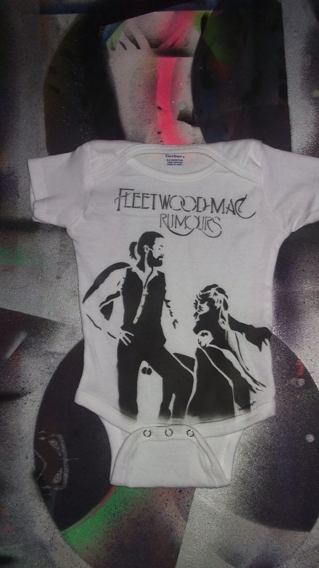 282a7278e Fleetwood Mac   General Geekery   Cool baby stuff, Cute baby clothes ...