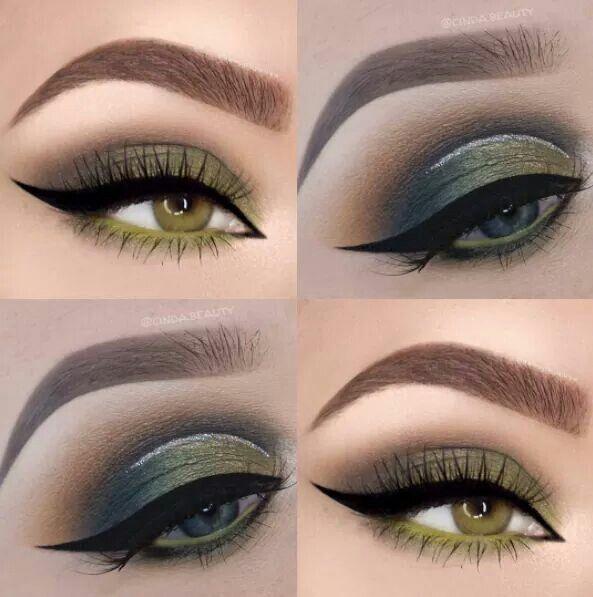 Pin By Monica Kirchner On Makeup Junkie 3 Pinterest Makeup Eye