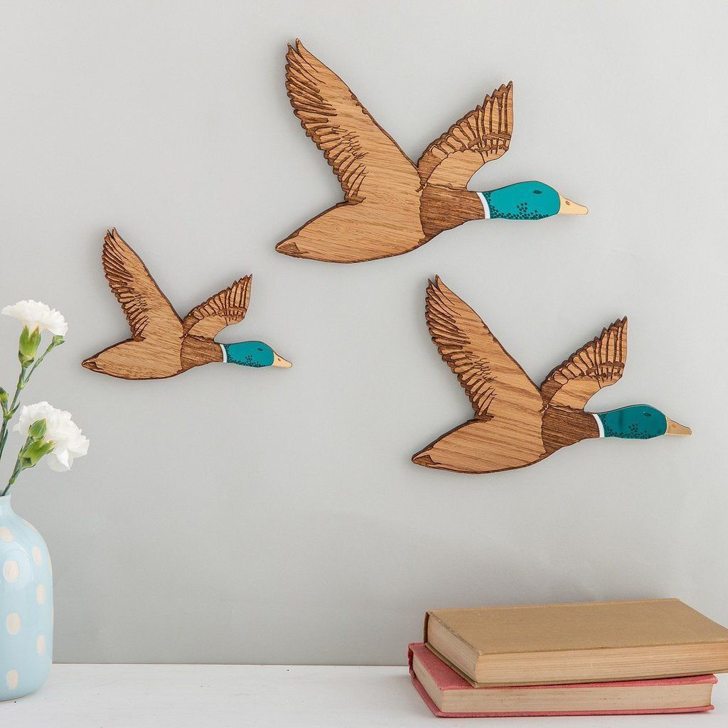 1950s Flying Ducks Country Home Decor Wall Hanging Wooden Etsy In 2021 Duck Decor Hunting Decor Country Home Decor Duck hunting bathroom decor
