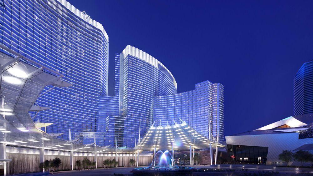Aria Resort Casino Las Vegas Nevada 5 Star Luxury Hotel