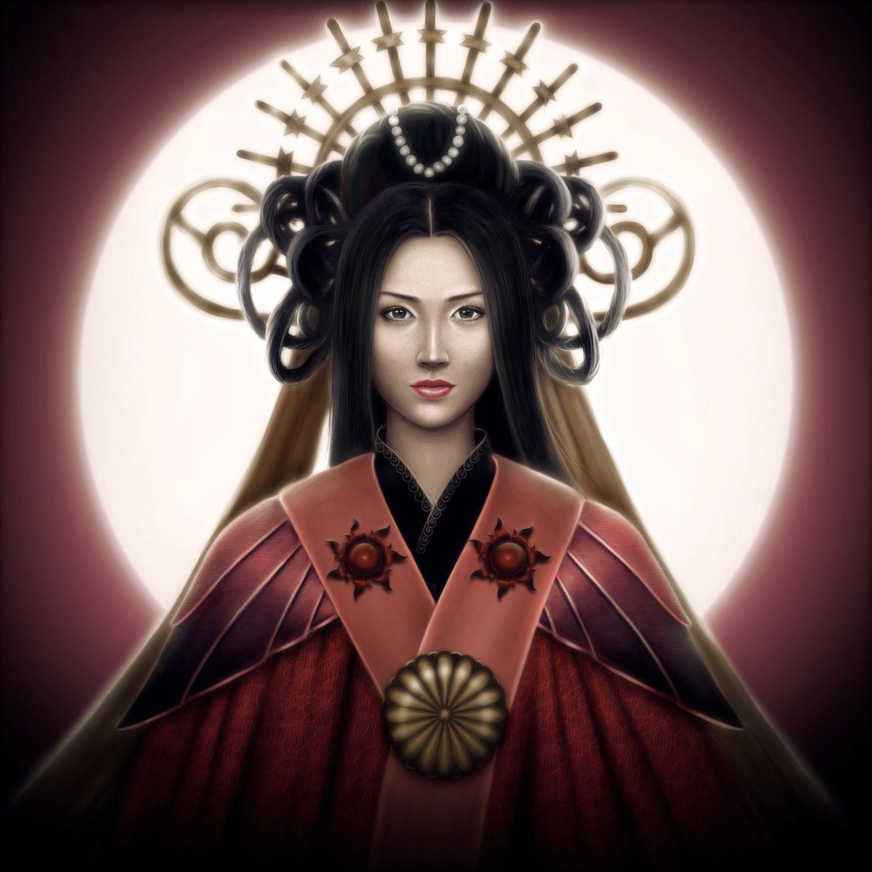 Amaterasu - Goddess of the Sun