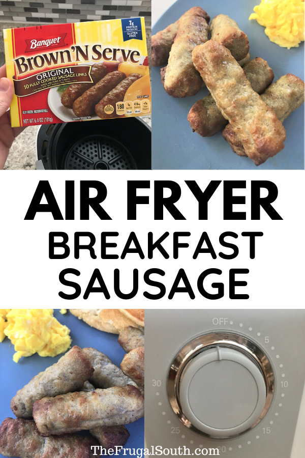 Easy Air Fryer Sausage Recipe in 2020 How to cook