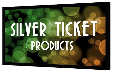 Str 169120 Silver Ticket 120 Diagonal 16 9 Projector Str 169120 Silver Ticket 120 Diagonal 0 672916666 Projector Screen Home Projector Screen Projector